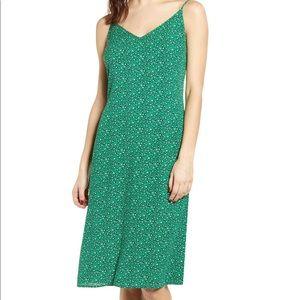 One Clothing slip dress.